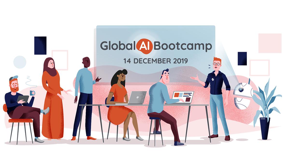 Global AI Bootcamp Greater Toronto Area 2019 @ Microsoft Canada Mississauga HQ