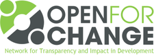 Open for Change logo