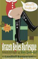 Brazen Belles Burlesque: Winter Spectacular