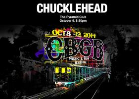 Chucklehead: The Pyramid Club, CBGB Festival 2014