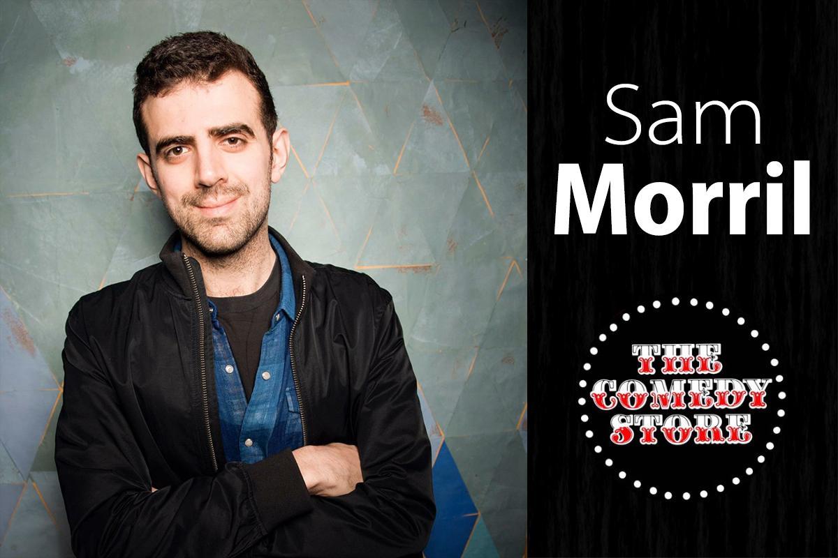 Sam Morril - Saturday - 9:45pm