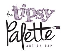 The Tipsy Palette logo