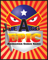 2014 Epic Animation Comic Game Fest