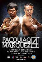 Manny Pacquiao vs Juan Manuel Marquez 4