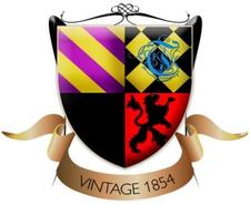 Vintage 1854 & The Quad logo