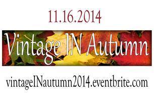 Vintage IN Autumn 2014