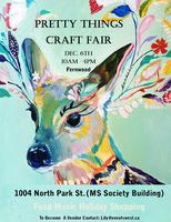 Pretty Things Craft Fair - Vendor Sign up