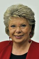 Al Jazeera 'Head to Head' with Viviane Reding