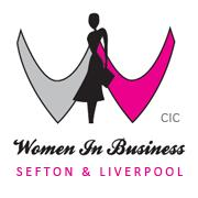 Sefton & Liverpool Women in Business CIC, logo