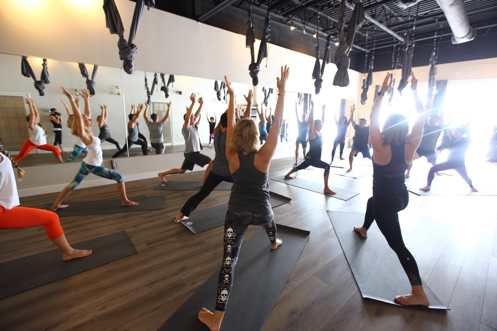Winter Soul-stice: Deep House Yoga + Sound Healing