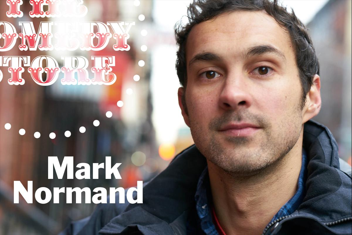 Mark Normand - Thursday - 7:30pm