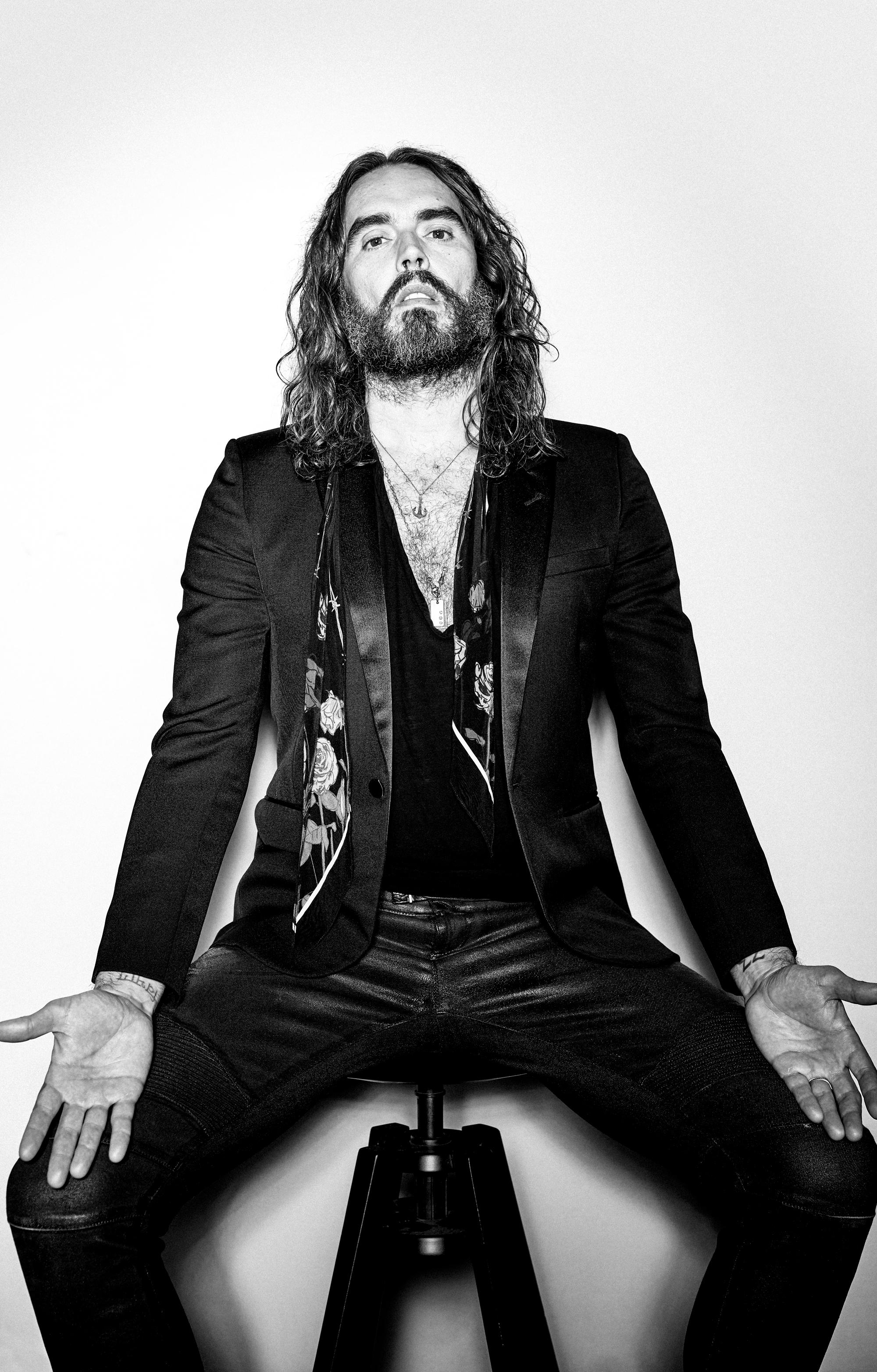 Russell Brand: Recovery Live in Montreal