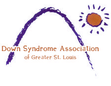 Down Syndrome Association of Greater St. Louis logo