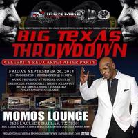 "Iron Mike Productions Official ""Big Texas"" Celebrity..."