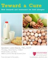 """Stanford Alliance for Food Allergy Research hosts """"Toward a..."""