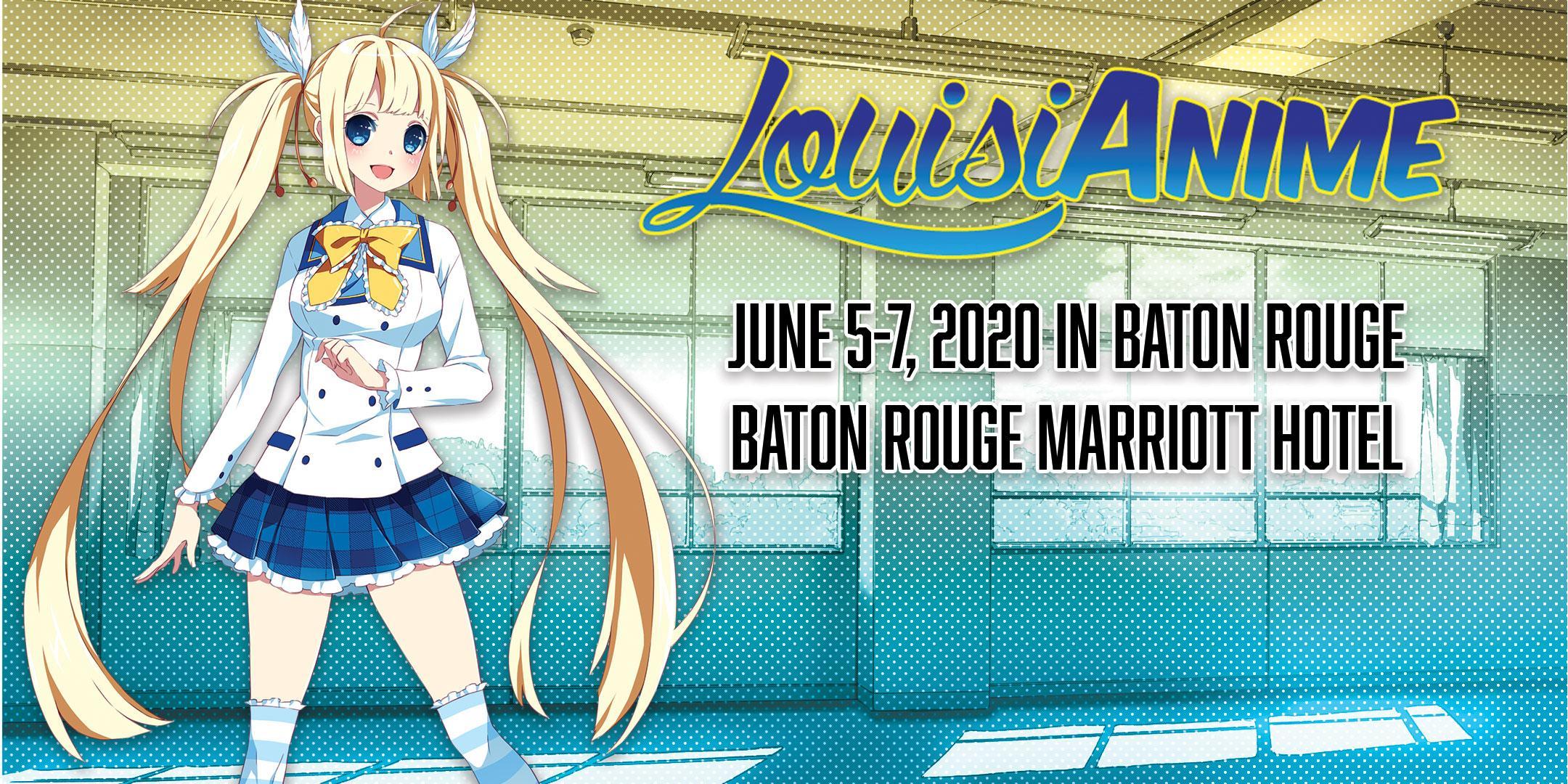 Louisianime 2020