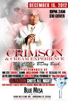THE CRIMSON & CREAM EXPERIENCE~NIK CEO'S SAGITTARIUS...