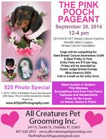 The Pink Pooch Pageant