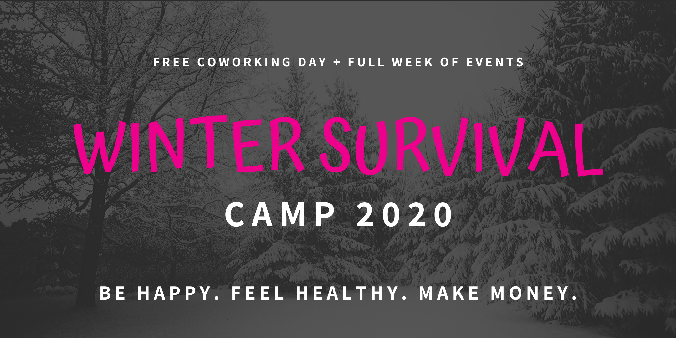 Winter Survival Camp 2020