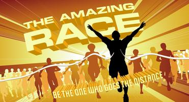 Amazing Race Kick Off Jan 12 10am-12pm