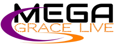 Mega Grace Live logo