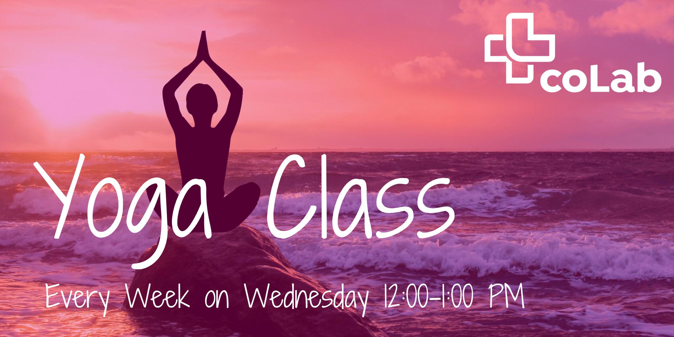 coLab Yoga Class