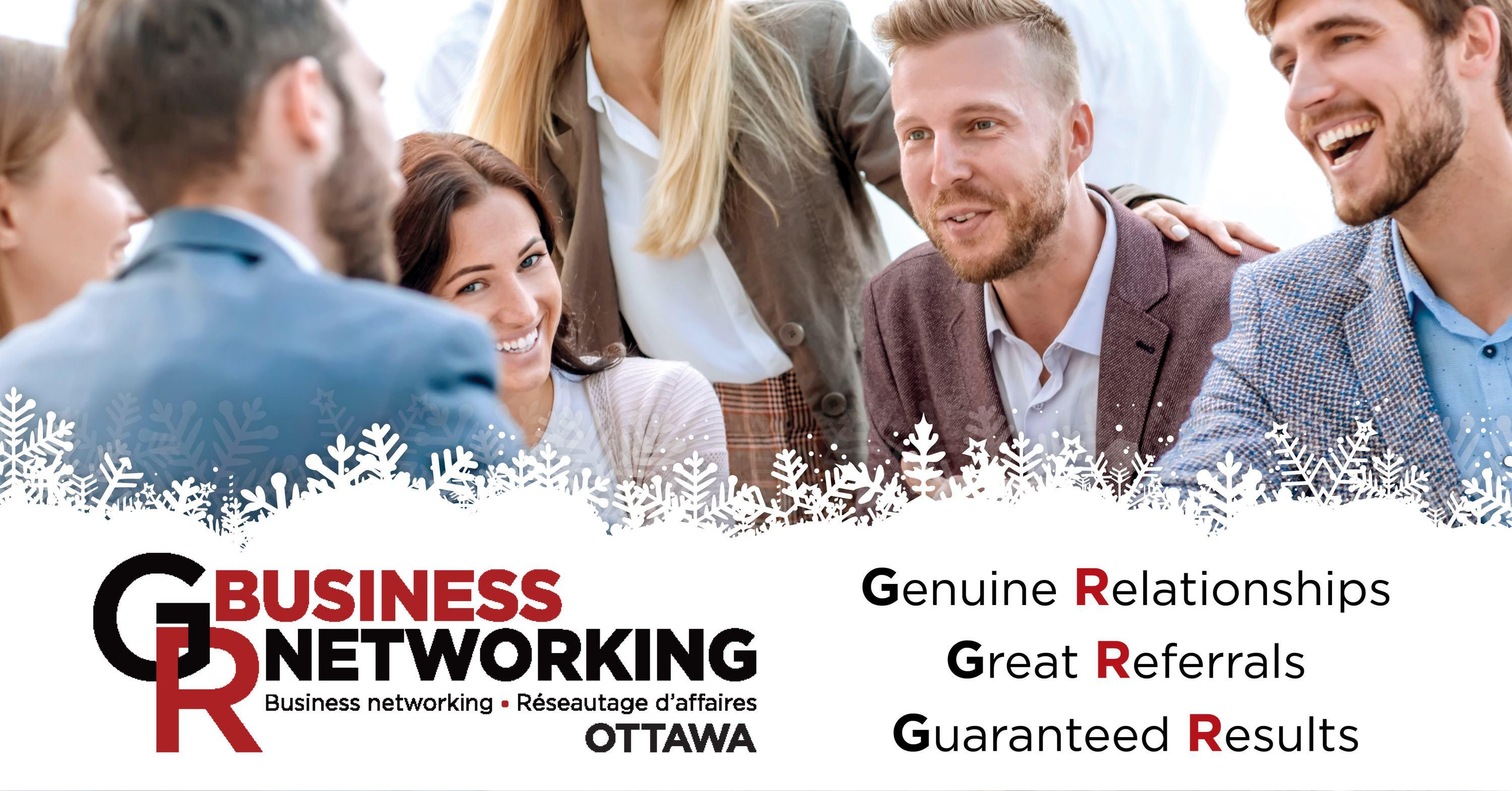 Ottawa East Business Bridge Gappers Networking Breakfast-Guests welcome!