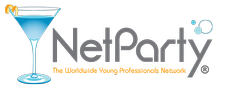 NetParty - The Worldwide Young Professionals Network logo
