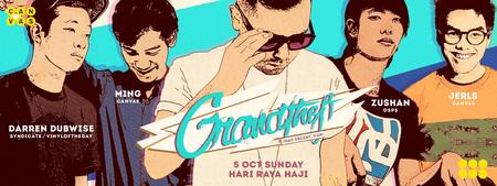 Canvas presents GRANDTHEFT (Mad Decent, CAN)