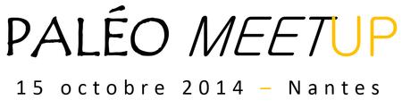 Paléo MeetUp #01 - NANTES