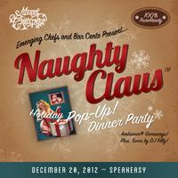 'Naughty Claus' Featuring Chef Adam Lambert
