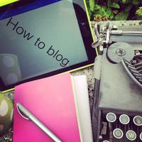 How to Write A Successful Blog (London) + ONE HOUR...