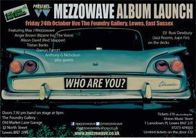 Mezzowave 'Who Are You?' Album launch