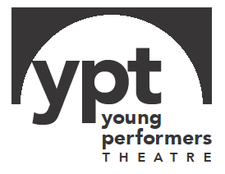 Young Performers Theatre logo