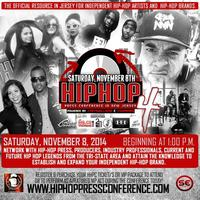 HIP-HOP PRESS CONFERENCE 4 in Jersey - hosted by...