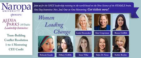 NAROPA UNIVERSITY Sponsors 10 TRAITS Women's...
