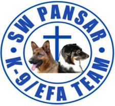 SWPANSAR K-9 logo