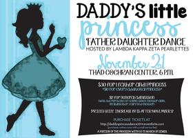 Daddy's Little Princess Dance