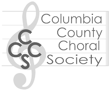 COLUMBIA COUNTY CHORAL SOCIETY logo