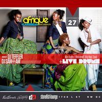 Ultimate Afrique + Caribbean Saturdays Special...
