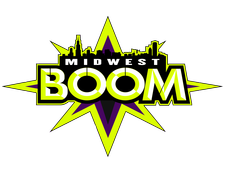 BOOM Football logo