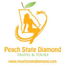 PEACH STATE DIAMOND logo