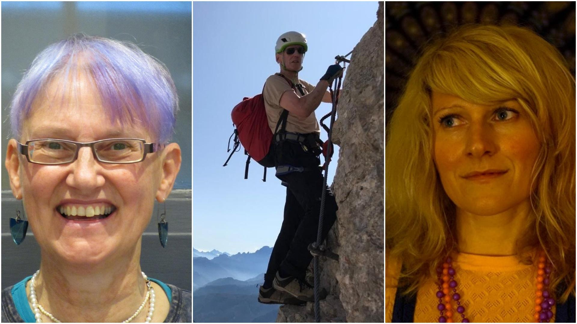 Finding the Words: Poetry from Char March, David Wilson & Katie Greenbrown