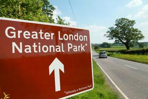 Greater London National Park* Campaign Meeting