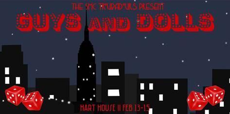 SMC Troubadours presents Guys and Dolls
