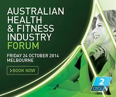 Australian Health & Fitness Industry Forum 2014