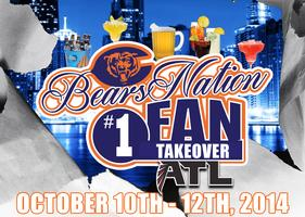 THE ULTIMATE FAN EXPERIENCE: Bears Nation Takeover ATL...