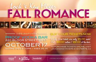 Lock & Key Singles Mixer - Fall Romance Edition