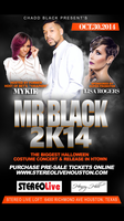 MR BLACK 2K14 - Chadd Black Costume Concert & Release...