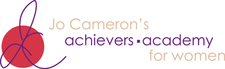 Jo Cameron's Achievers Academy for Women logo